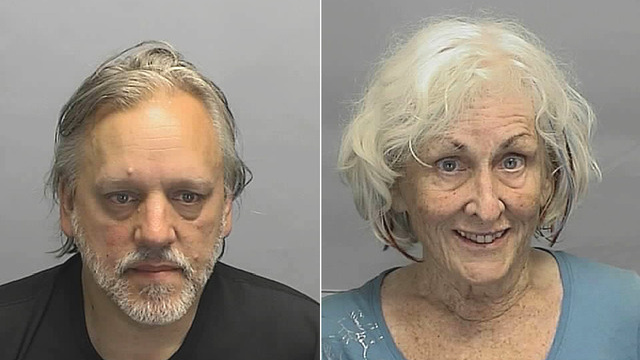 71-Year-Old Woman Caught Having Sex In Car In Middle Of -5909