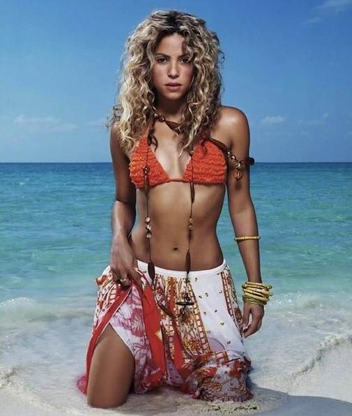 Shakira CSC